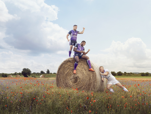 Campagne SAXV, Agence Créative Fosh and Geek, Photo et retouches Laure Fauvel